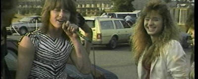 The Ultimate 80s Rock Documentary 'Heavy Metal Parking Lot' Will Never Die
