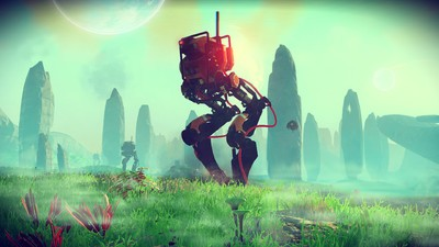 Here's What to Play on Your PS4 Now That 'No Man's Sky' Is Delayed