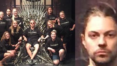 Hvad jeg lærte som event-slave, da Game of Thrones-tronen kom til København