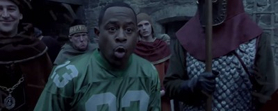 Martin Lawrence und 'Game of Thrones': Endlich vereint