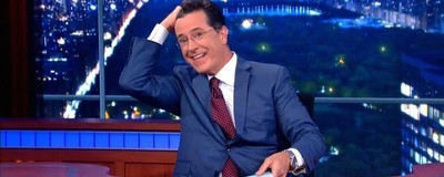 ​My Job Interview with Stephen Colbert Was a Total Fucking Trainwreck