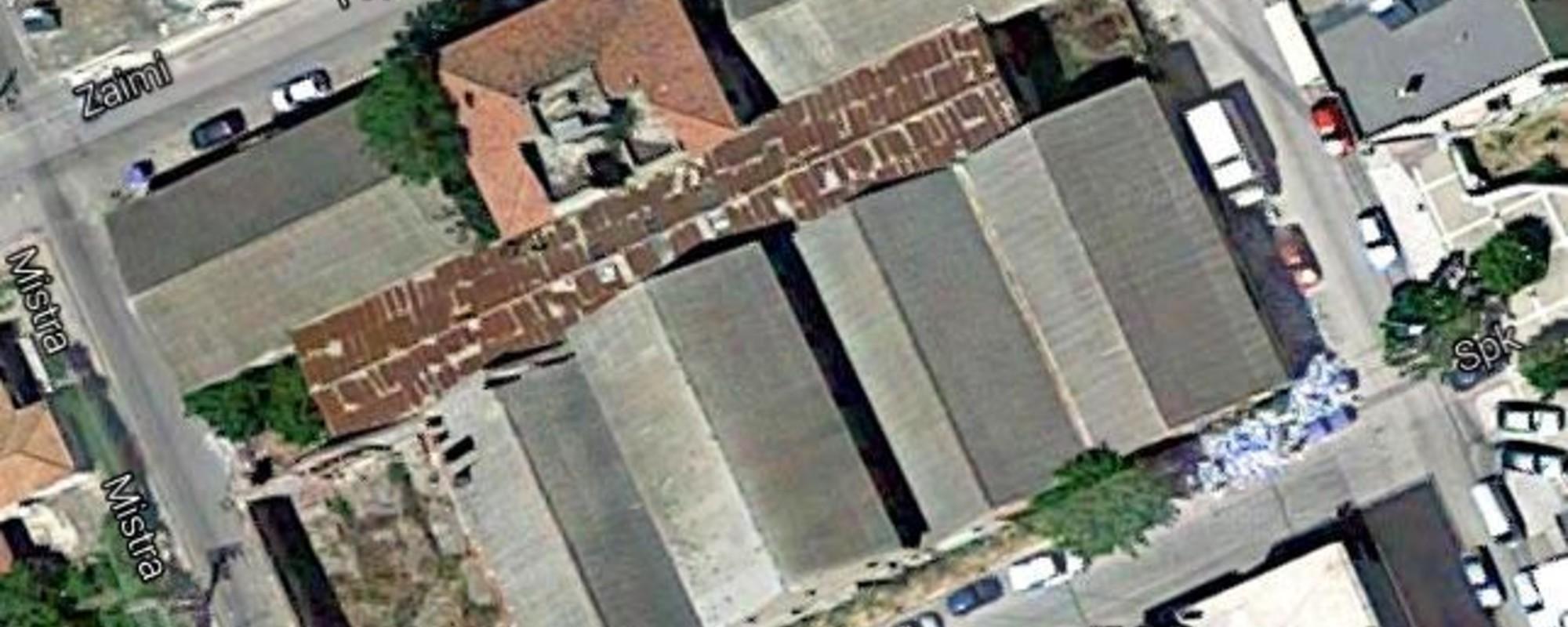 Τα Σκουπίδια στον Πύργο Φαίνονται από το Διάστημα