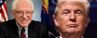 What a Trump-Sanders Debate Would Actually Look Like