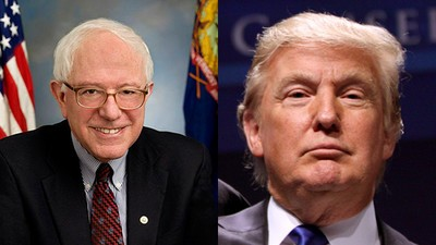 What a Trump-Sanders Debate Would Actually Look Like