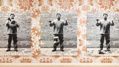 Ai Weiwei Wants You to Know That Surveillance Isn't Just a Problem in China