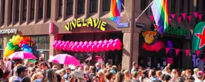 De lesbische kroeg is aan het uitsterven in Amsterdam