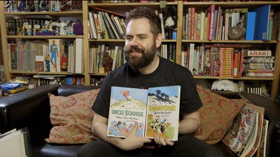 Watch: A Completely Objective List of the Ten Best Comic Books of All Time
