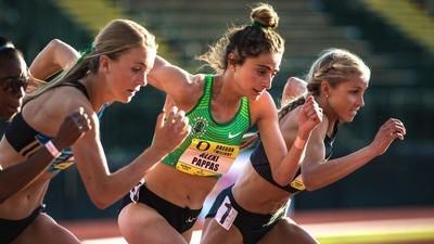Para Alexi Pappas correr es un acto poético