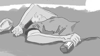 Salir de fiesta con depresión no es como te imaginas