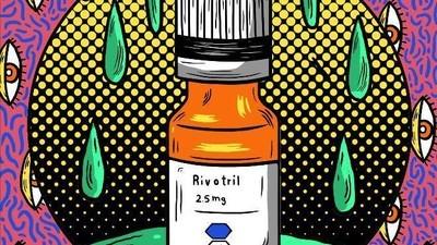 Testimonios de la sobredosis,  parte I: Un coctel de absenta y Rivotril