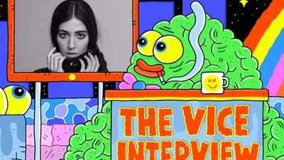 The VICE Interview: Caroline Polachek