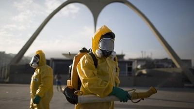 International Health Experts Want Rio's Olympic Games Postponed Because of Zika