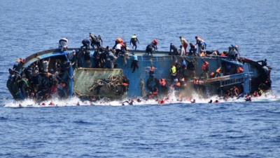 At Least 700 Migrants Died in the Mediterranean Trying to Get to Europe Last Week