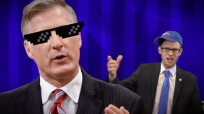Weed, Gay Marriage, and Rap Battles at the Conservatives' Vancouver Convention