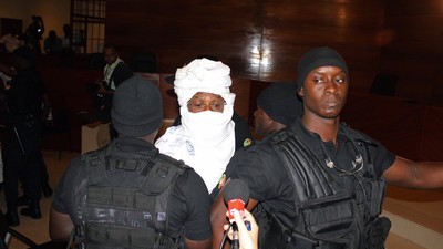 Chad's Former Dictator Hissene Habre Found Guilty of Crimes Against Humanity