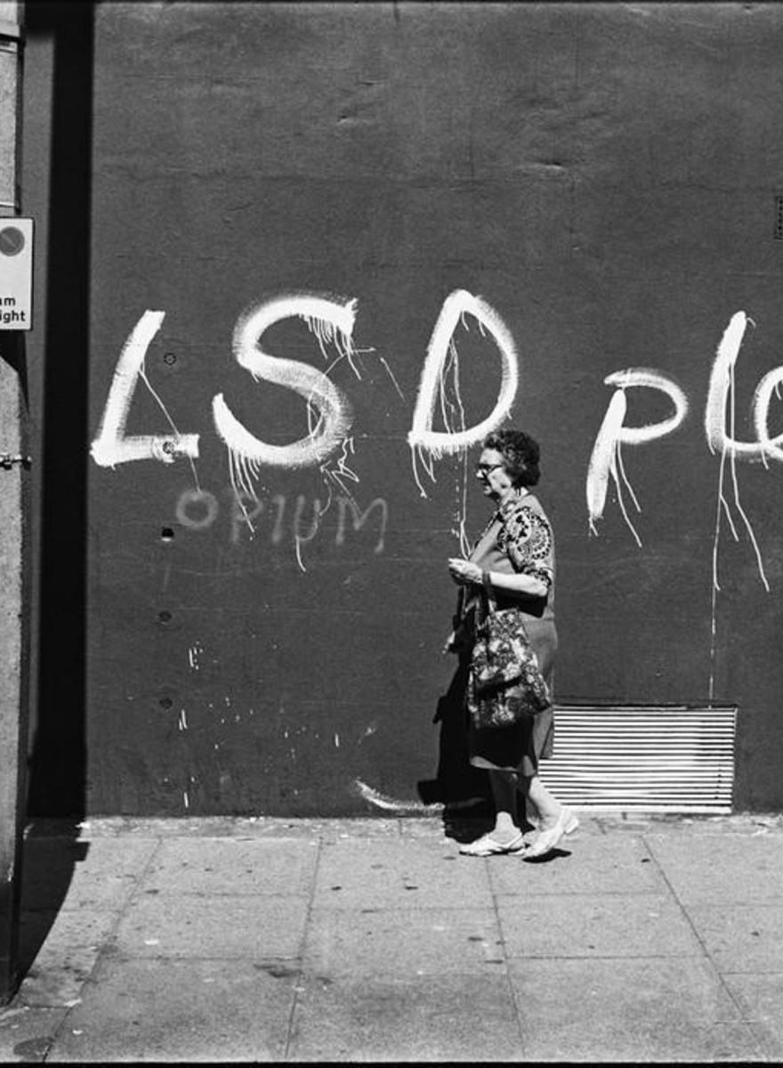 Das England der 70er Jahre durch die Linse eines Außenseiters