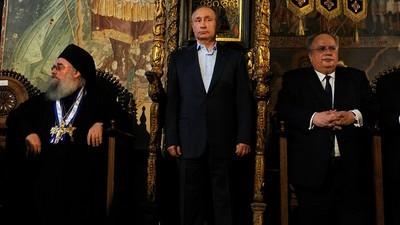 Έτσι Έζησα την Επίσκεψη του Πούτιν στο Άγιον Όρος