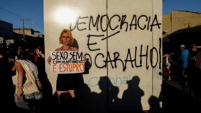 Tudo o que sabemos sobre o caso de violação colectiva no Rio de Janeiro