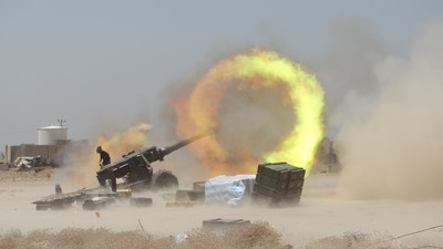 Iraqi Army Advances into Islamic State Stronghold of Fallujah as Suicide Attacks Rock Baghdad
