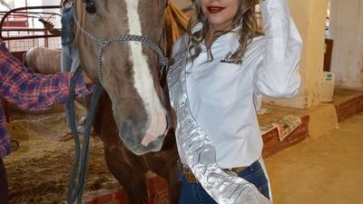 Una tarde con las reinas vaqueras de Chihuahua