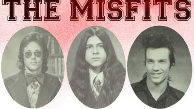 Les Misfits étaient les mecs les plus cools du lycée