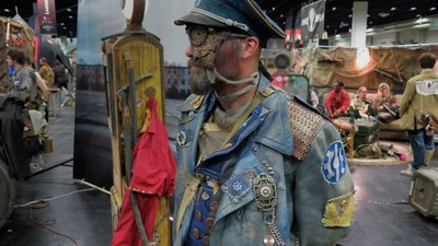 Zombies, Waldelfen und Penis-Kuschelkissen – Bilder von der größten Rollenspiel-Messe Europas