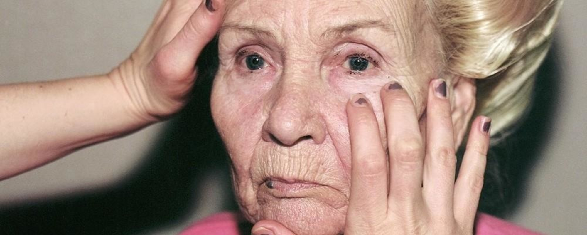 Fotos de mi abuela antes de morir