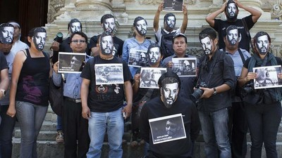 Funcionarios del gobierno, los mayores agresores de periodistas y defensores de DDHH en México