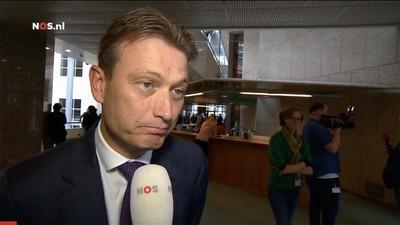 Halbe Zijlstra heeft vandaag toegegeven dat hij weinig moeite met rassendiscriminatie heeft