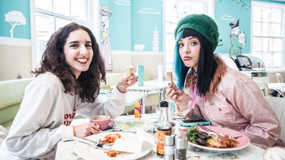 I Took Melanie Martinez on a Date to an Ice Cream Parlor
