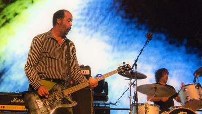 Former Nirvana Bassist Krist Novoselic Is Backing Libertarian Gary Johnson for President