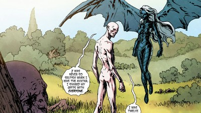 Cum se vede România în benzile desenate americane DC Comics
