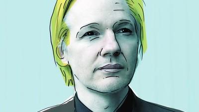 Συζητώντας με Έλληνες Αντιεξουσιαστές και τον Julian Assange για το Διαδίκτυο και την Ουτοπία