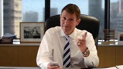 The Trouble With Mike Baird