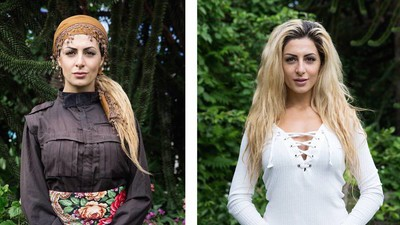 """""""IS-Soldaten sind leichte Ziele"""": Die Frau, die loszog, um den IS zu bekämpfen"""