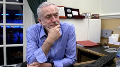 Wahlkampf, Panama-Papiere, Antisemitismus-Vorwürfe: Ist dieser Mann die Rettung der britischen Linken?