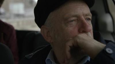 Outsider Jeremy Corbyn