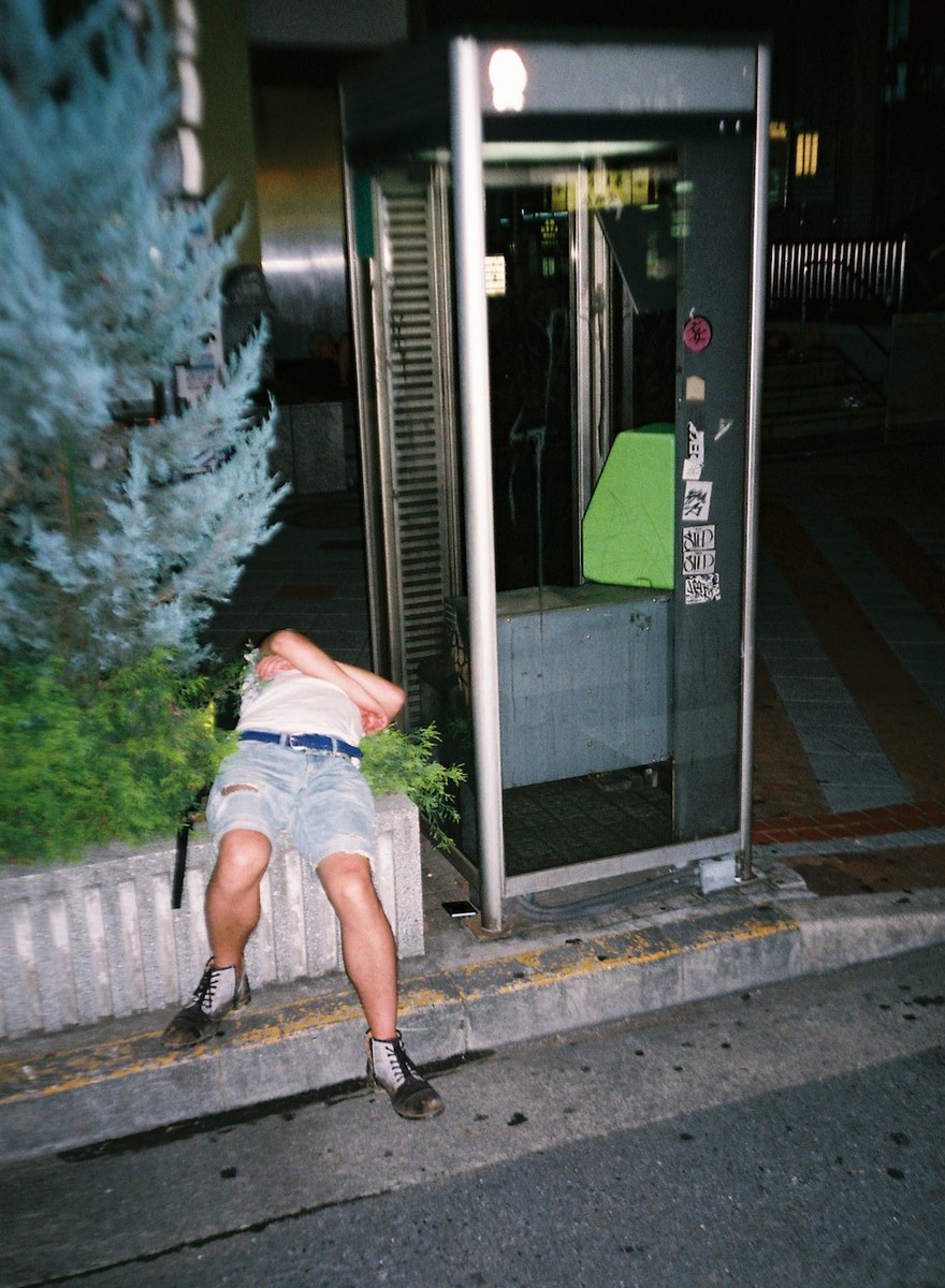 The Hilarity and Ethics of Photographing Drunk People