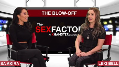 We Watched That New Porn Reality Show 'Sex Factor' So You Don't Have To