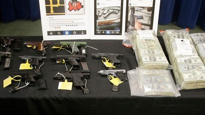 Criminals Are Flooding Vermont to Trade Guns for Heroin