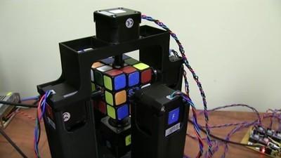 Cum poți rezolva un cub Rubik în 20 de mișcări sau mai puțin