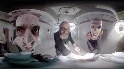 Filmul ăsta horror în realitate virtuală o să-ți dea coșmaruri