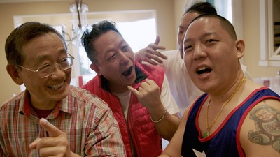 Eddie's Family Cooks Up a Chinese New Year Feast Tonight on 'HUANG'S WORLD'