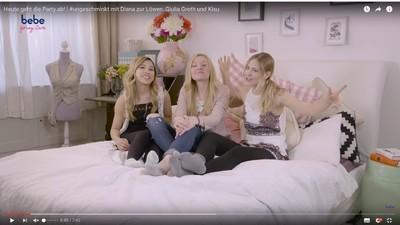 So stellen sich Schminktutorial-YouTuberinnen eine echte Party vor