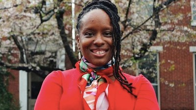 Meet the Black Lives Matter Activist Who Just Made History