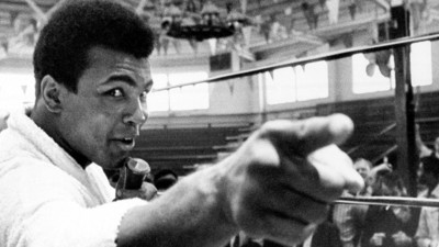 How Muhammad Ali Invented Hip-Hop