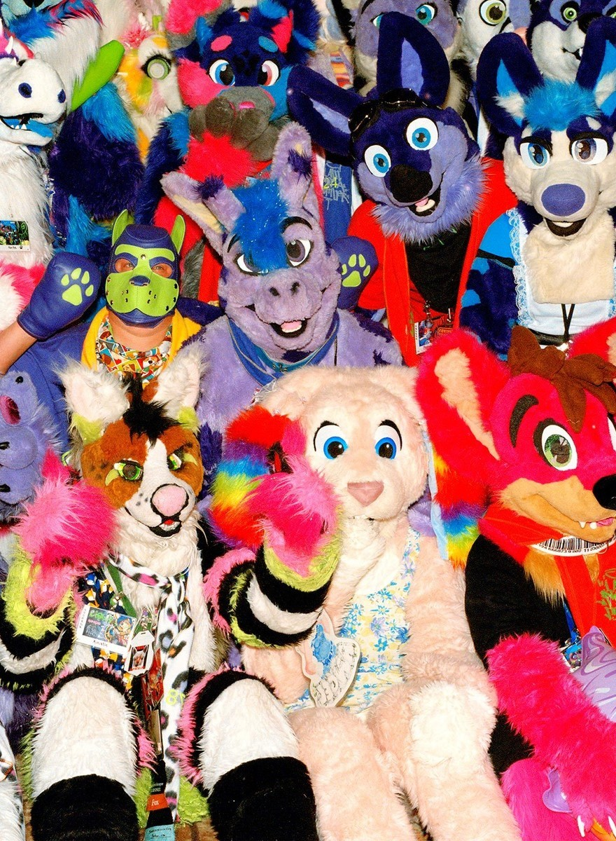 Photos of the Fastest Growing Furry Convention in America