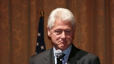 Bill Clinton Told Bernie Sanders Supporters They'll Be 'Toast' on Tuesday