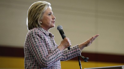 Clinton on Cusp of Clinching Nomination After Win in Puerto Rico