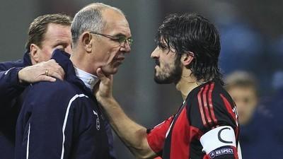 Gennaro Gatusso: el último hombre que pegó a Ibrahimović